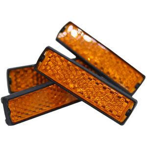 magped Sport Rückstrahler-Set orange