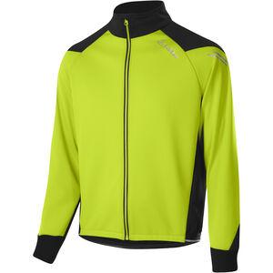 Löffler Bologna Windstopper Warm Fahrrad Jacke Herren lime lime