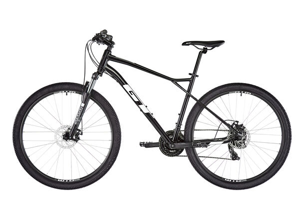 "GT Bicycles Aggressor Sport 29"" satin black"
