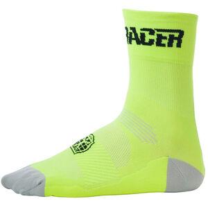 Bioracer Summer Socks fluo yellow fluo yellow