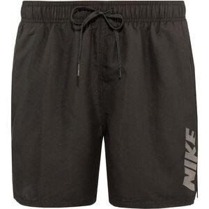 "Nike Swim Logo Solid Lap 5"" Volley Shorts Herren black black"