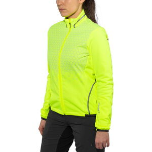 Gonso Lucite Thermo Active Jacke Damen safety yellow bei fahrrad.de Online