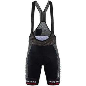 Craft Team Sunweb Armor Bib Shorts Herren black black
