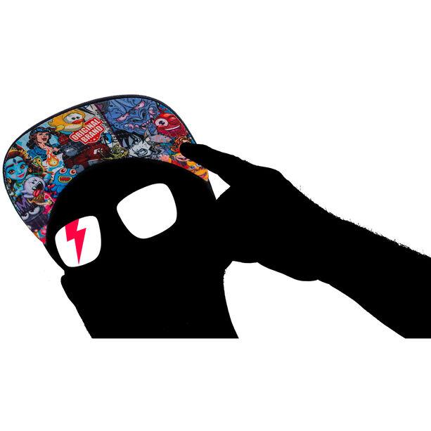 rie:sel design the cro:wn Snapback Cap stickerbomb MK II