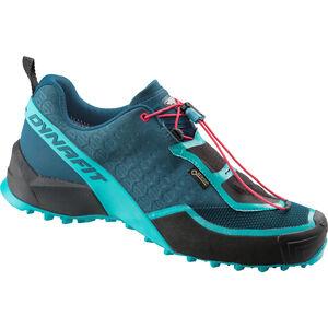 Dynafit Speed MTN GTX Shoes Women poseidon/silvretta poseidon/silvretta