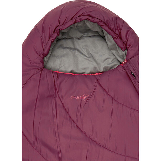 Millet Baikal 1100 Sleeping Bag Damen velvet red