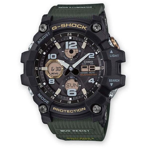 CASIO G-SHOCK GWG-100-1A3ER Uhr Herren