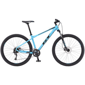 "GT Bicycles Avalanche Sport 29"" gloss aqua blue/black/dark silver gloss aqua blue/black/dark silver"