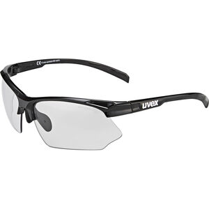 UVEX Sportstyle 802 V Sportglasses black black