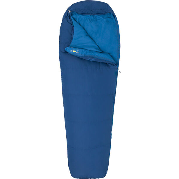 Marmot Nanowave 50 Semi Rec Sleeping Bag regular estate blue
