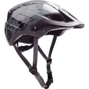 Cube CMPT Helmet Kinder grey grunge grey grunge