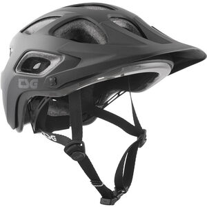TSG Seek Solid Color Helmet satin black satin black