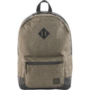 Herschel Ruskin Backpack canteen crosshatch/black canteen crosshatch/black