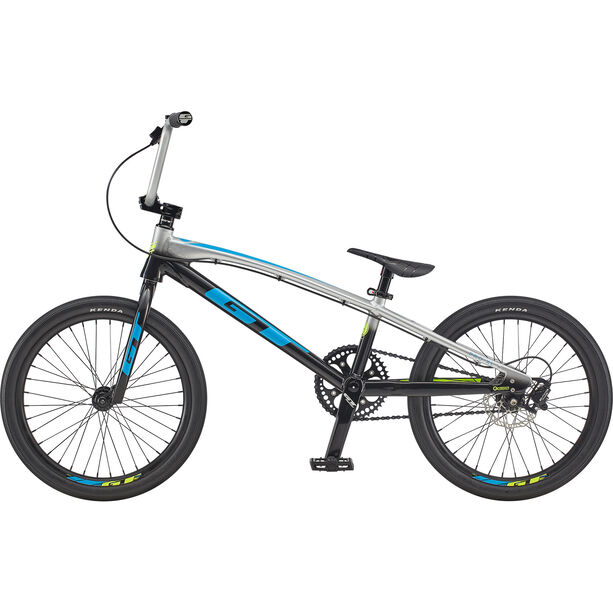 """GT Bicycles Speed Series Pro XL 20"""" gloss silver/black"""