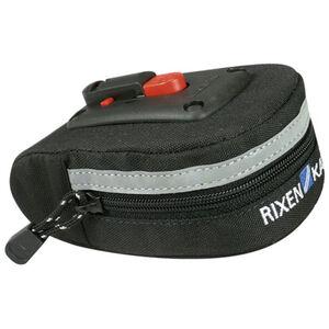 KlickFix Micro 40 Satteltasche schwarz schwarz