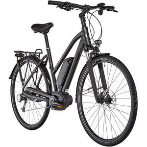 Ortler Bozen Performance Damen Trapez schwarz matt bei fahrrad.de Online