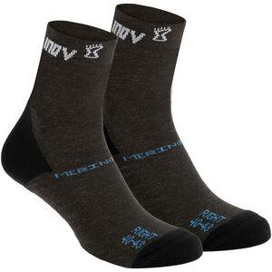 inov-8 Merino High Socks black black