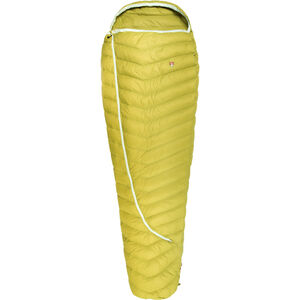 Grüezi-Bag Biopod DownWool Extreme Light 185 Sleeping Bag warm olive warm olive