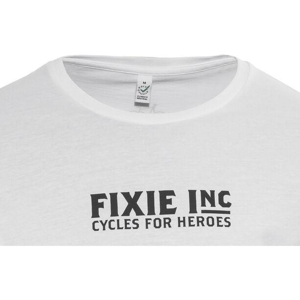 FIXIE Inc. Hero Shirt Herren weiß
