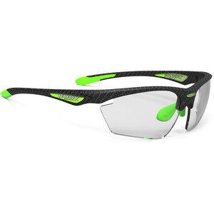Rudy Project Stratofly Glasses carbonium-impactx photochromic 2 black carbonium-impactx photochromic 2 black