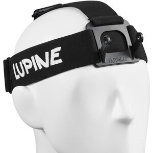 Lupine Wilma / Wilma R Stirnband schwarz bei fahrrad.de Online