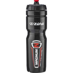 Zefal Magnum Trinkflasche 1000ml schwarz schwarz
