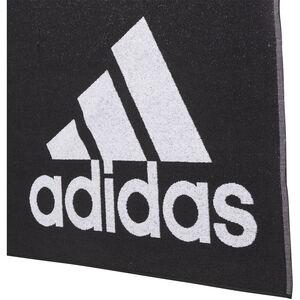 adidas Towel L black/white black/white