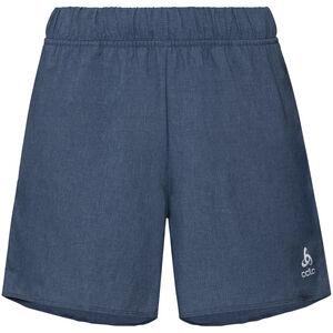 Odlo Millennium Shorts Damen blue indigo melange blue indigo melange