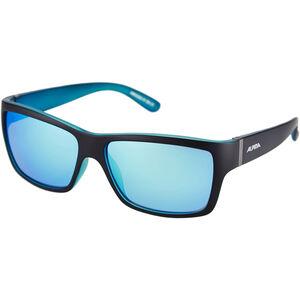 Alpina Kacey Glasses black matt-blue