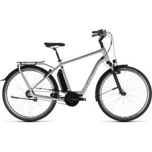 Cube Town Hybrid SL 500 Silver'n'White bei fahrrad.de Online