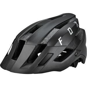 Fox Flux Helmet Mips Herren black black
