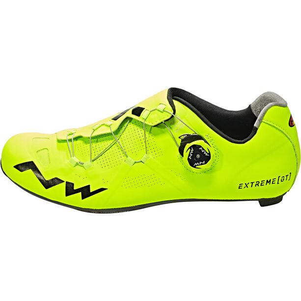 Northwave Extreme GT Shoes Herren yellow fluo