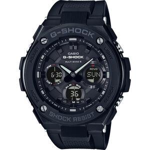 CASIO G-SHOCK GST-W100G-1BER Uhr Herren black black