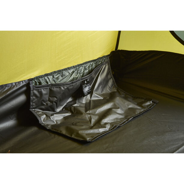 Nordisk Halland 2 Light Weight SI Tent forest green