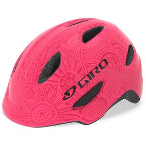 Giro Scamp Helmet Kinder bright pink/pearl bright pink/pearl