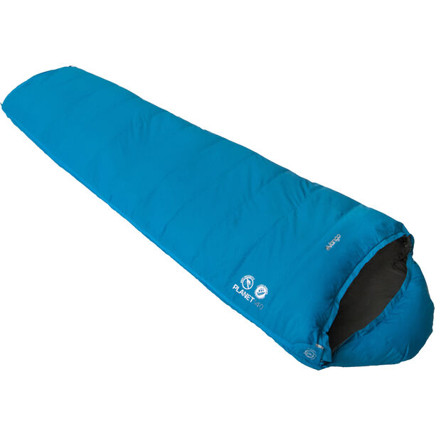 Vango Planet 140 Down Sleeping Bag thunder blue