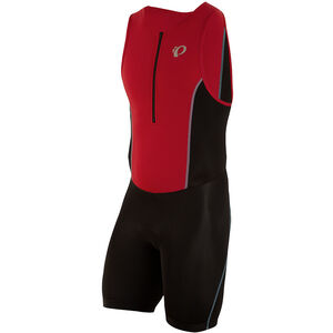 PEARL iZUMi Select Pursuit Tri Suit Men Black/True Red