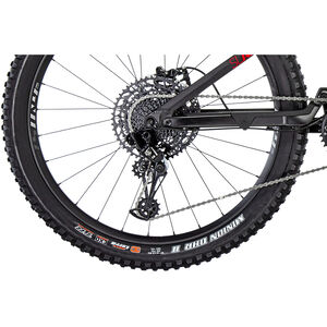 "Ghost Hybride SL AMR S 2.7+ AL 29/27,5+"" night black/riot red/iridium silver bei fahrrad.de Online"