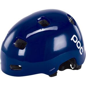 POC Crane Pure Helmet lead blue/hydrogen white