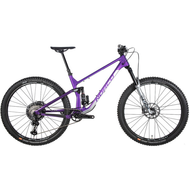 Norco Bicycles Optic C1 purple/charcoal