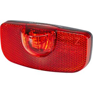 Busch + Müller D-Toplight Plus Rücklicht schwarz/rot schwarz/rot