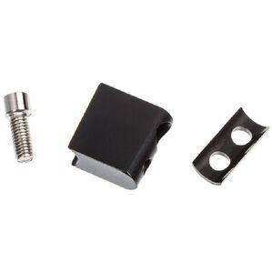 Rotor QXL-Rings Adapter für Anlötumwerfer schwarz schwarz