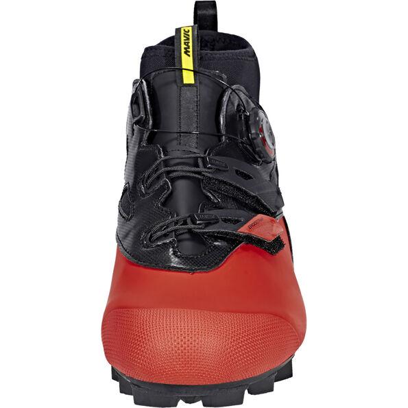 39b4153d777 ... Mavic Crossmax Elite CM Shoes black/fiery red/black ...