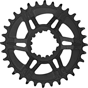 DARTMOOR Direct Standard Kettenblatt schwarz schwarz