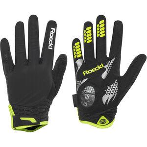 Roeckl Markham Handschuhe schwarz schwarz
