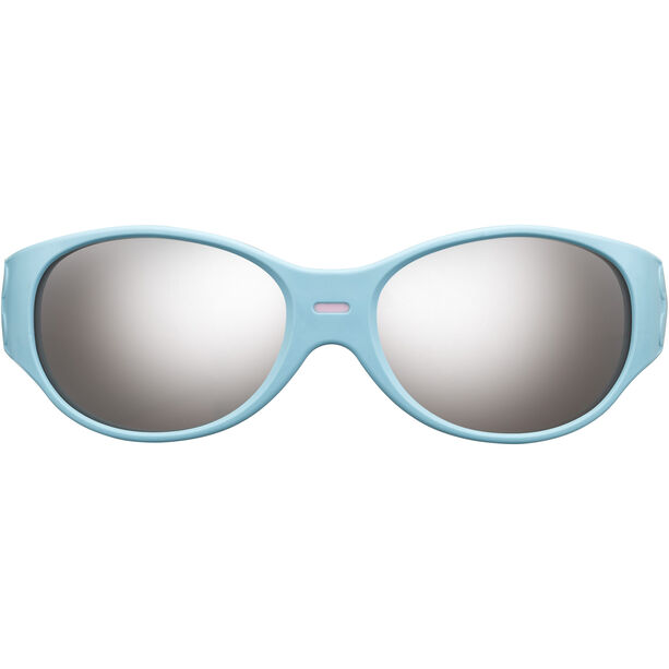 Julbo Domino Spectron 4 Baby Sunglasses Kinder sky blue/pink