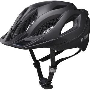 KED Spiri Two Helmet black matt black matt