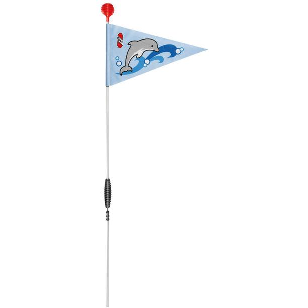 Puky SW 3 Sicherheitswimpel für Z/R ocean blue