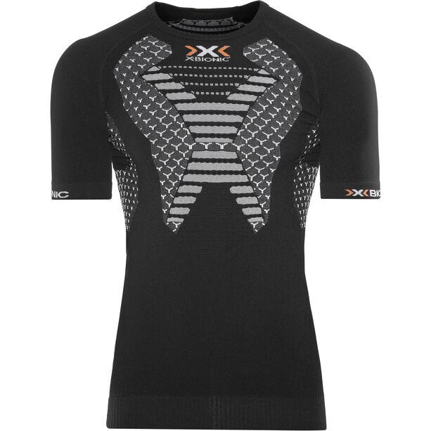 X-Bionic Twyce Running Shirt SS Herren black /white black /white