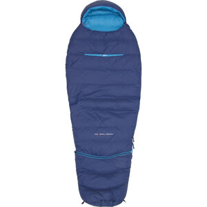 Yeti Tension Junior Sleeping Bag 130-160 Kinder royal blue/methyl blue royal blue/methyl blue